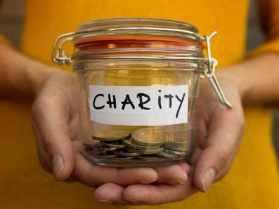Sadaqa donations